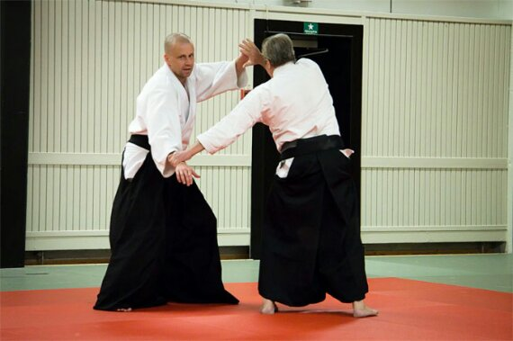 Mindfulness Practice for Aikido and Tea Ceremony