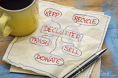 declutter-concept-napkin-keep-recycle-trash-sell-donate-handwriting-cup-coffee-68992426.jpg